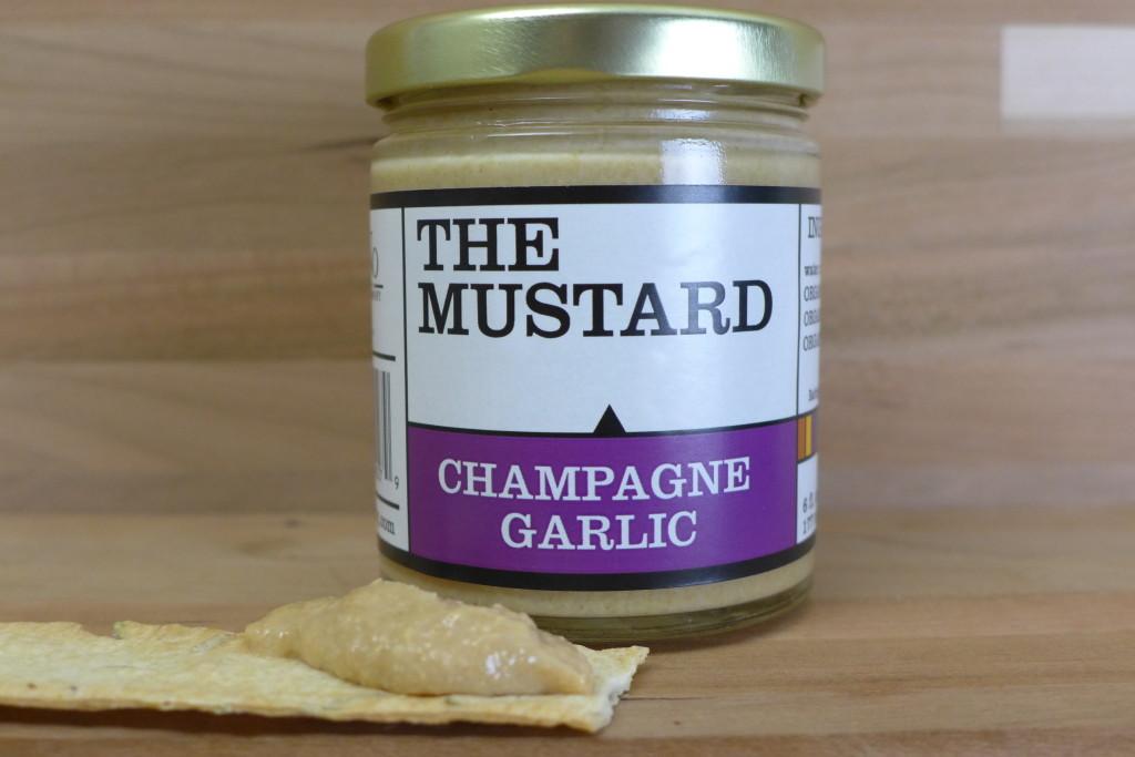 SoNo Champagne Garlic