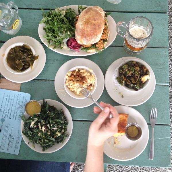 Fremont Diner Lunch