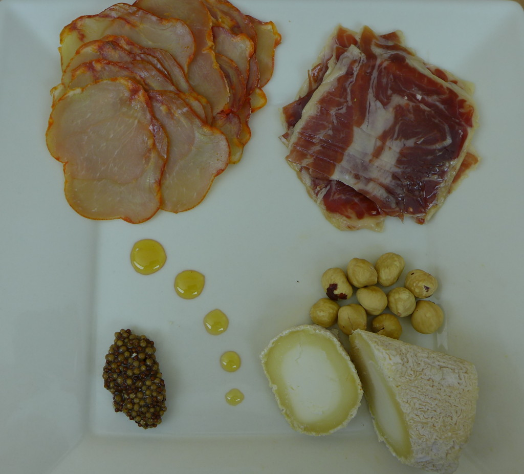 Iberico Plate