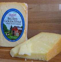 Saxon Creamery: Big Ed's Gouda