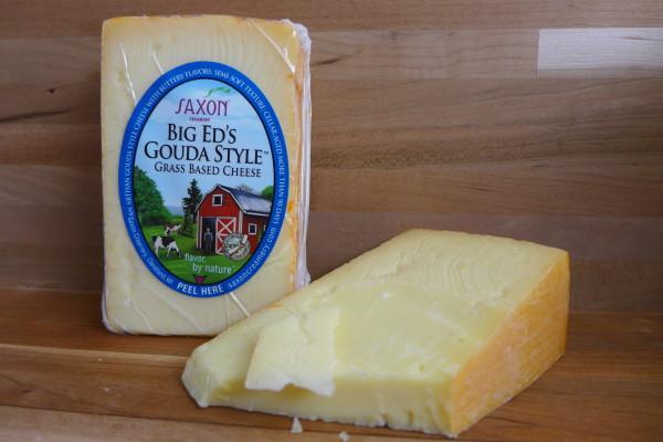 Saxon Creamery: Big Ed's Gouda Style