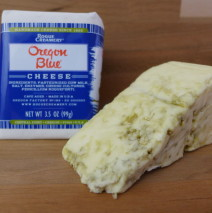 Rogue Creamery: Oregon Blue Cheese